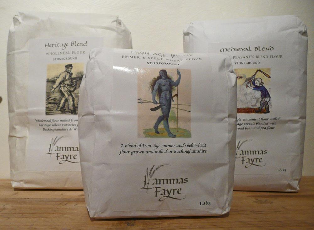 Lammas-Flour